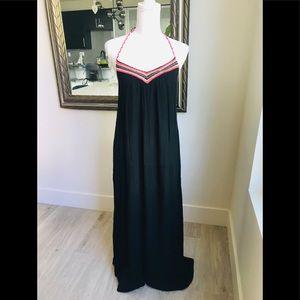 Roxy Maxi Halter Dress